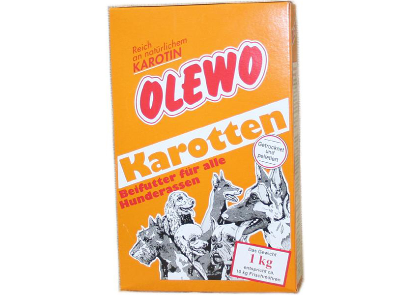 OLEWO® Karotten, 1kg