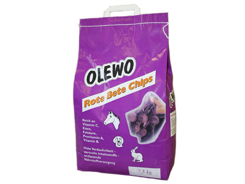 OLEWO® Rote Beete Chips, 7,5kg