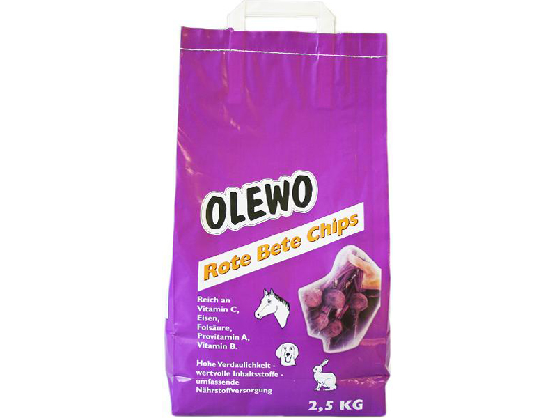 OLEWO® Rote Beete Chips, 2,5kg