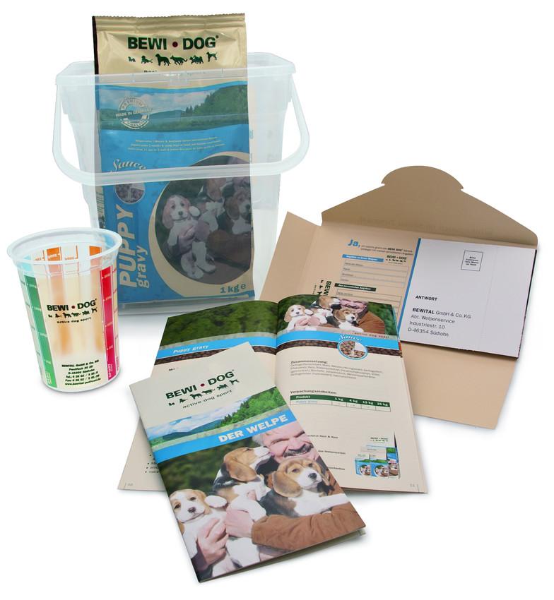 BEWI DOG® Puppy Dog Box