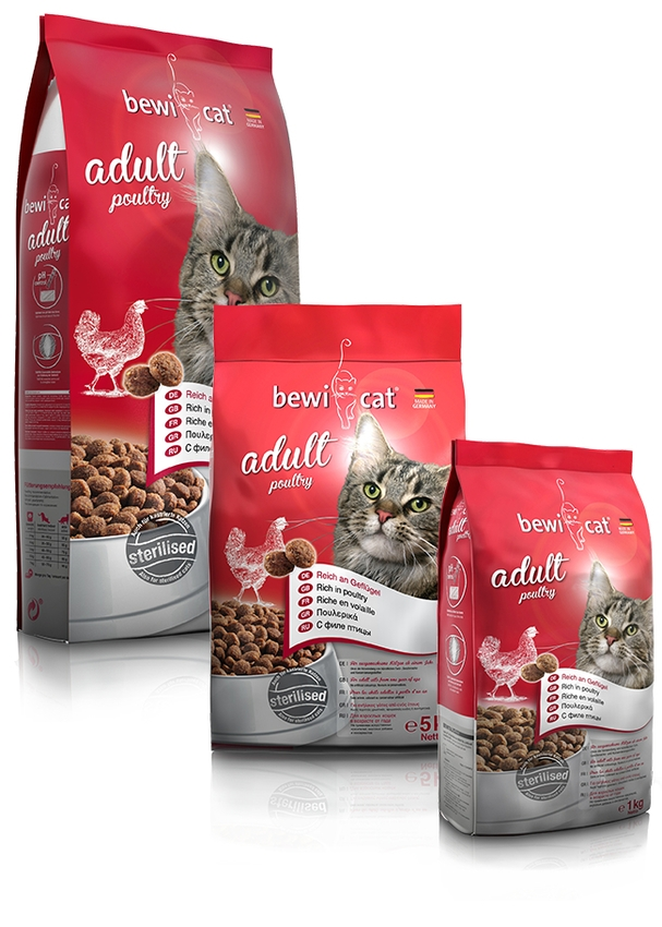 BEWI-CAT® Adult Poultry