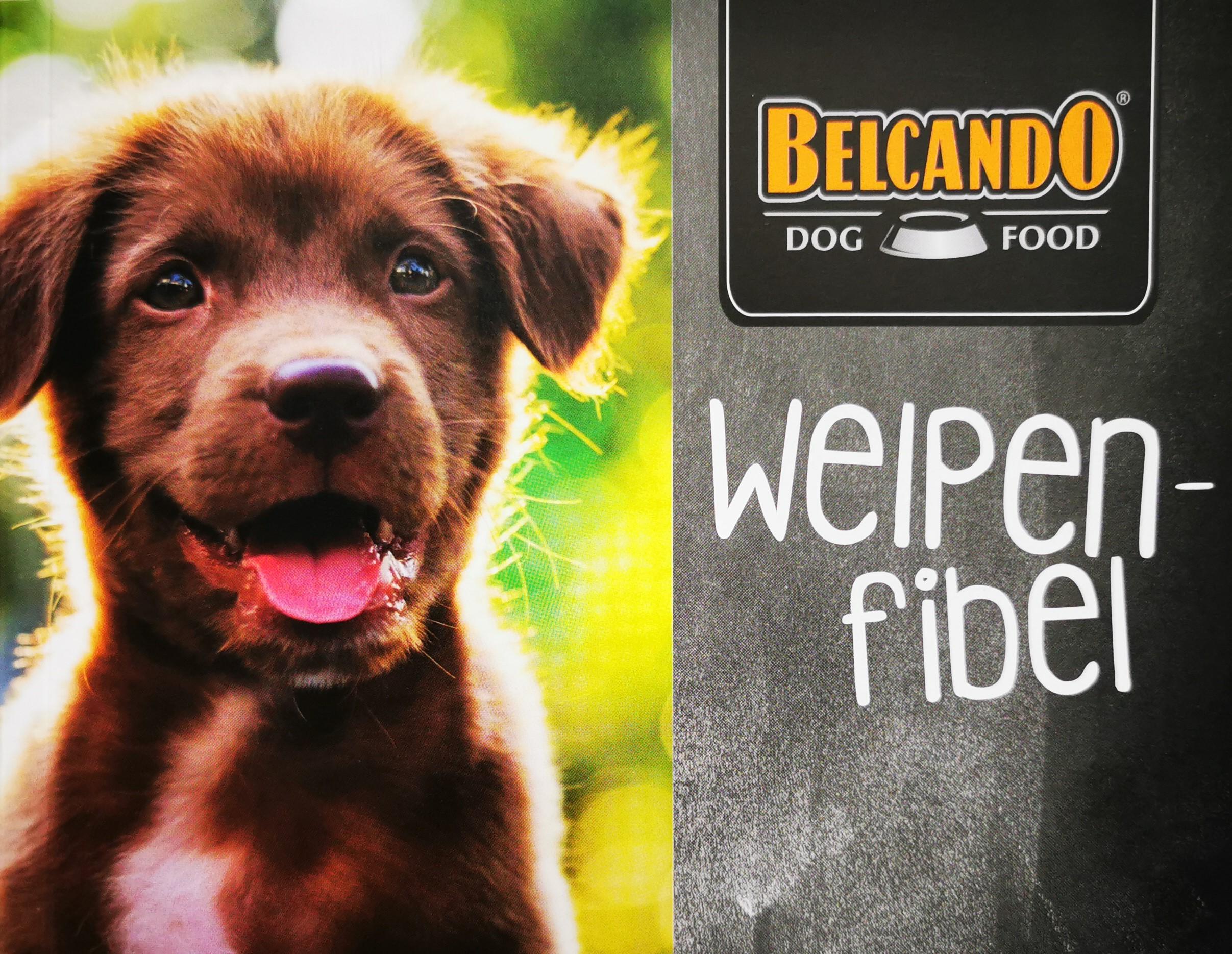 BELCANDO® Welpenfibel