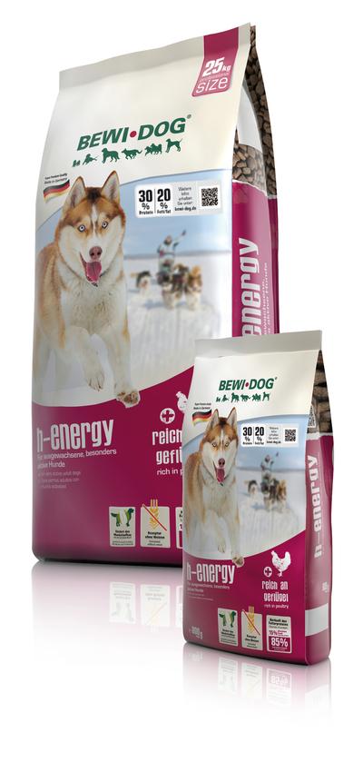 BEWI DOG® h-energy
