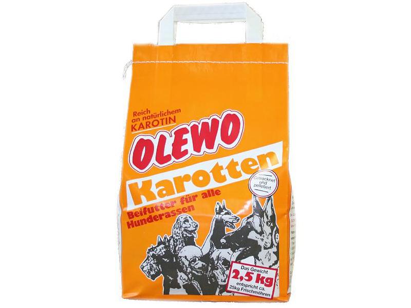 OLEWO® Karotten, 2,5kg