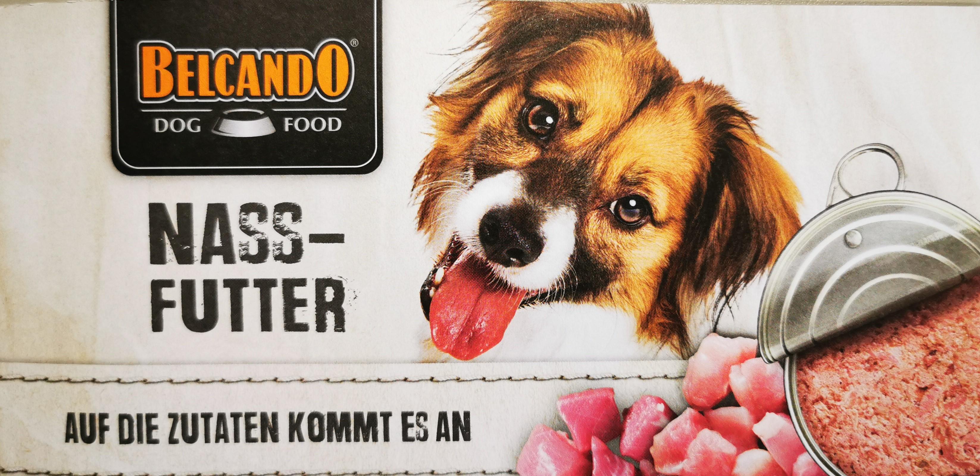 BELCANDO® Faltflyer Feuchtnahrung -DE-