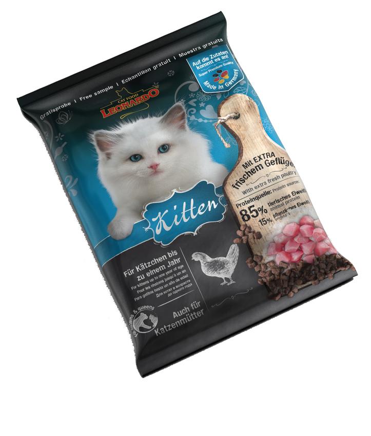 Probe LEONARDO® Kitten (10x50g)
