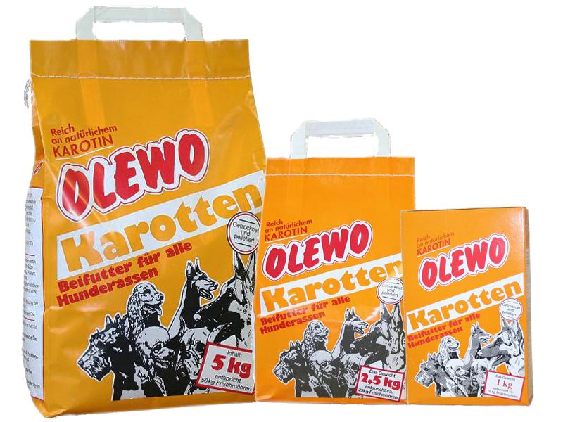 OLEWO® Karotten