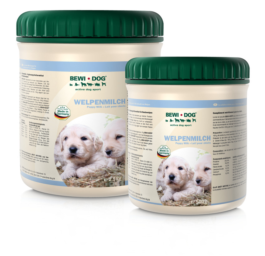 BEWI DOG® LAC Welpenmilch