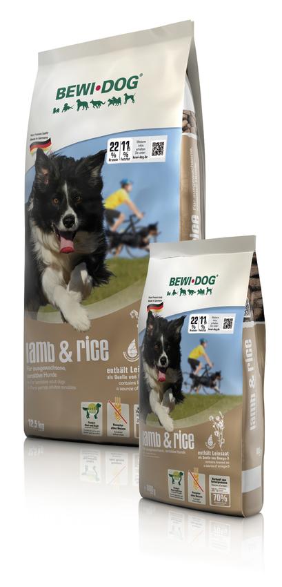 BEWI DOG® lamb & rice
