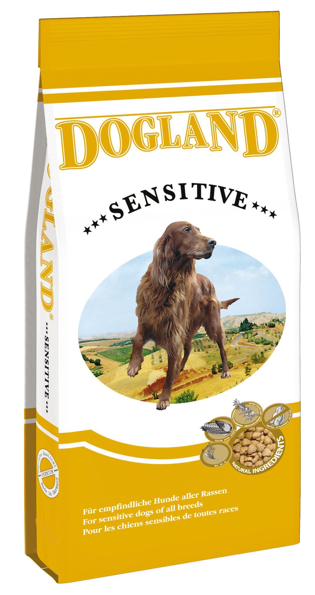DOGLAND® sensitive