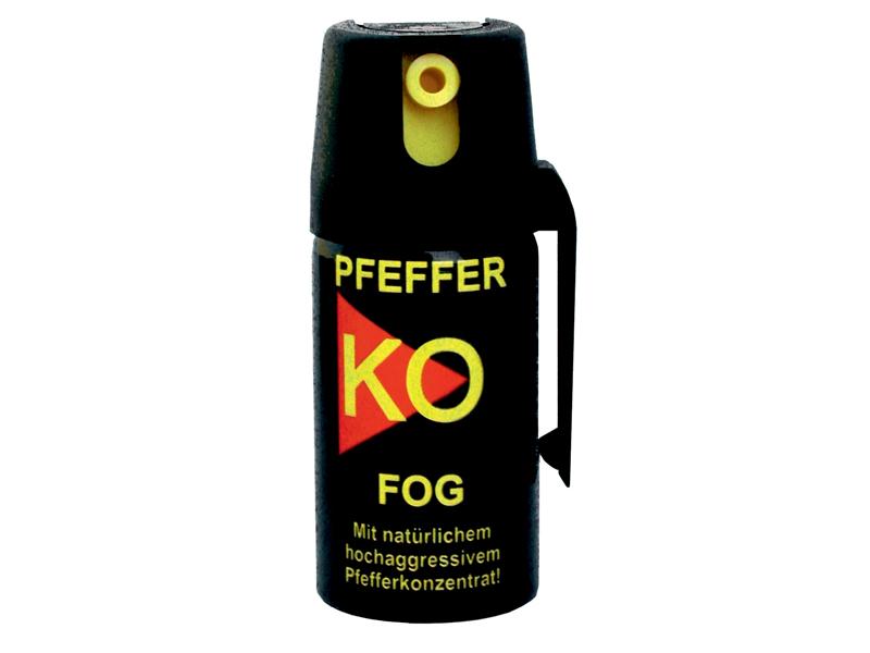 BALLISTOL Display Pfeffer-KO-Spray (12x40ml Fog)
